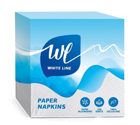Serwetki papierowe 24x24