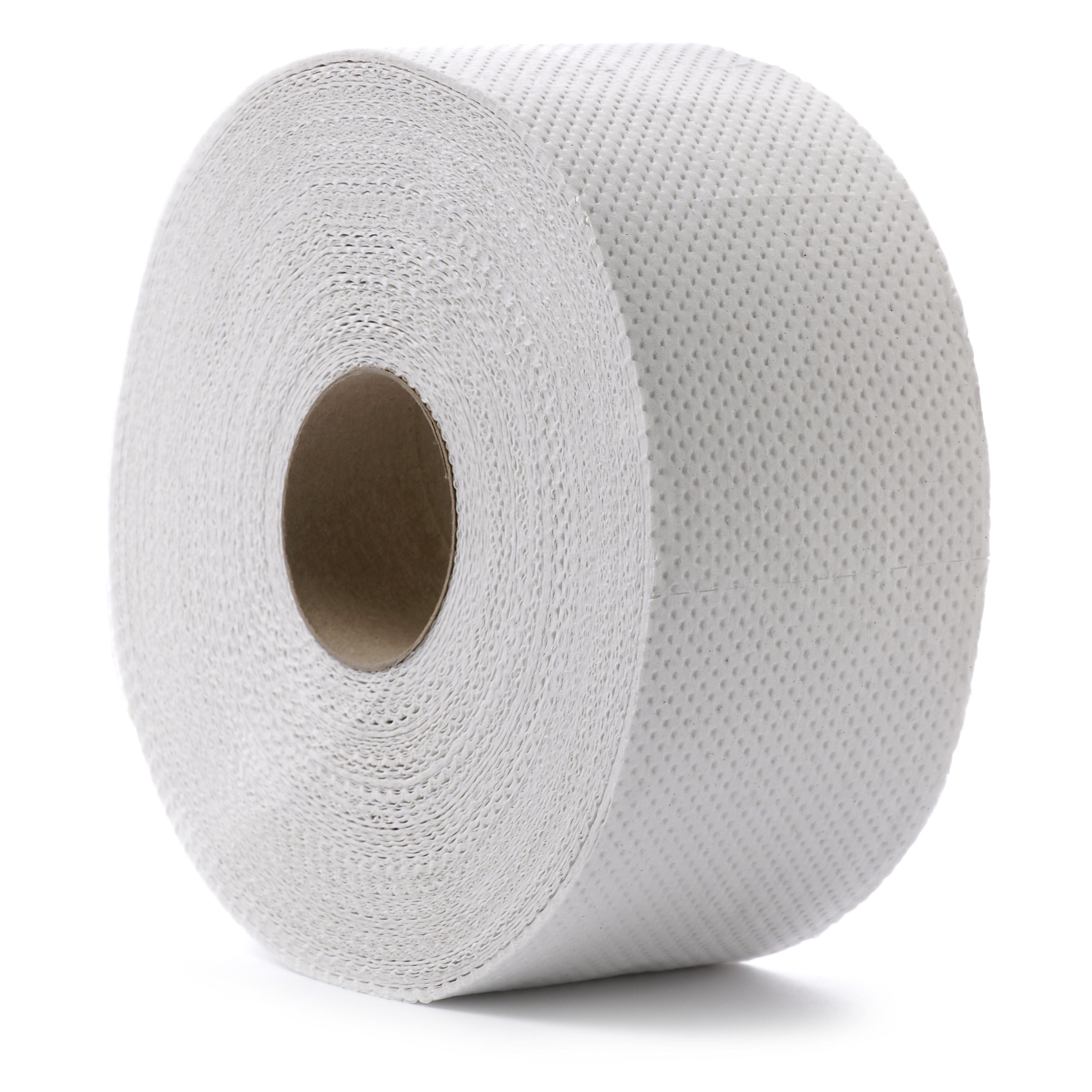 Papier toaletowy 120mb biała makulatura